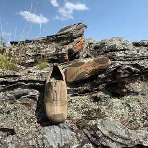 Merrell Barrado Sage Top Zip Sz 7 Shoes